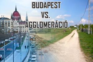 Budapest vs. Agglomeráció
