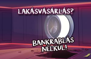 IngatlanRevü - Lakásvásárlás bankrablás nélkül