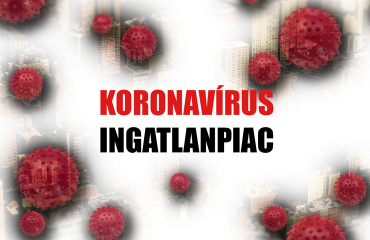 IngatlanRevü - Ingatlanpiac &Koronavírus
